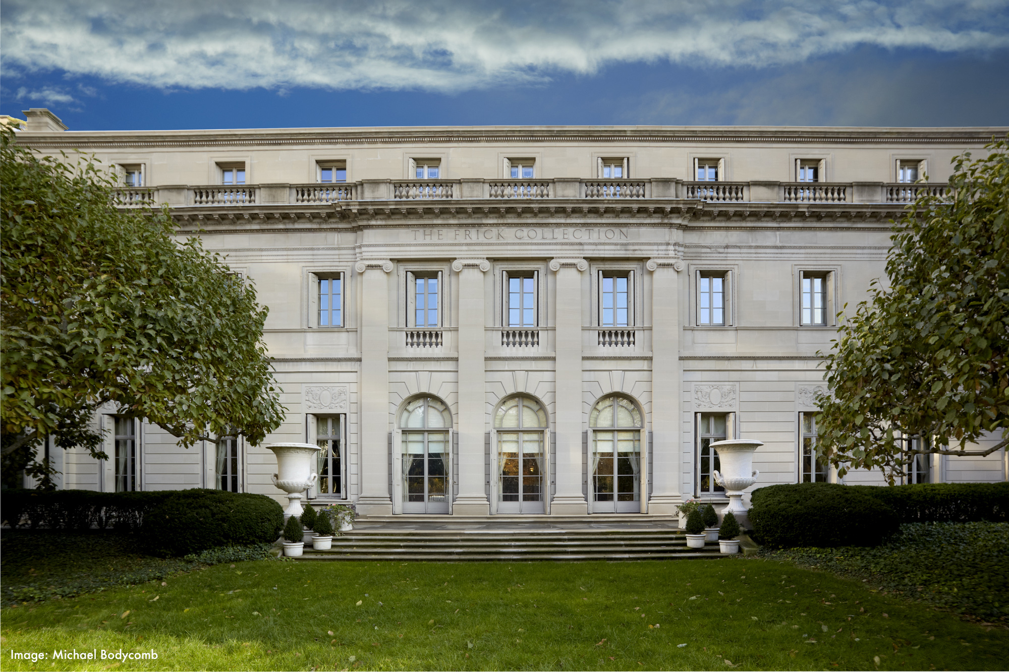 As Such It Is A Fitting Time To Announce One Of Kohler Ronans Latest Projects The Expansion And Enhancement Frick Collections Facilities